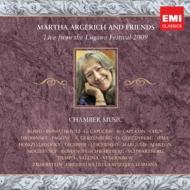 マルタ・アルゲリッチ&フレンズ ライヴ・フロム・ザ・ルガノ・フェスティヴァル2009(3CD)