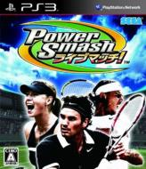 Game Soft (PlayStation 3)/Power Smash ライブマッチ!
