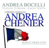 『アンドレア・シェニエ』全曲 M.アルミリアート&ミラノ・ヴェルディ響、ボチェッリ、ウルマーナ、他(2CD)