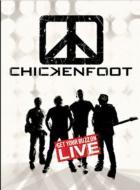 ローチケHMVChickenfoot/Live In Phoenix Get Your Buzz On Live