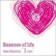 "Essence of life best selection ""1(ONE)"