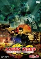 KAMEN RIDER DRAGON KNIGHT VOL.2
