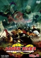 KAMEN RIDER DRAGON KNIGHT VOL.4