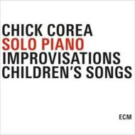 Solo Piano / Improvisations / Children Songs