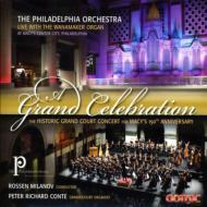 Symphonie Concertante: Conte(Org)R.milanov / Philadelphia O +dupre, Elger
