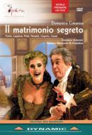 『秘密の結婚』全曲 アントニーニ&ワロン王立歌劇場、フォルテ、リナルディ、他(2008 ステレオ)