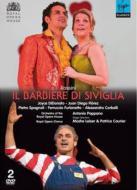 『セヴィリャの理髪師』全曲 コーリエ&ライザー演出、パッパーノ&コヴェント・ガーデン王立歌劇場、フローレス、ディドナート、他(2009 ステレオ)(2DVD)