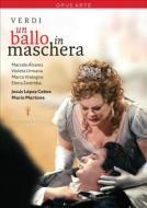 Un Ballo in Maschera : Martone, Lopez Cobos / Madrid So, Alvarez, Urmana, etc (2008 Stereo)
