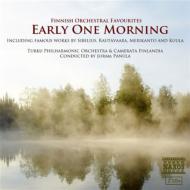 ある朝早く〜フィンランド管弦楽名曲集 パヌラ&トゥルク・フィル、カメラータ・フィンランディア(2CD)