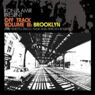 Off Track Vol.3: Brooklyn
