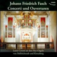 Concertos, Overtures: Cerutti(Org)
