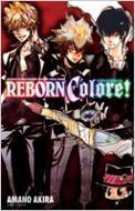 REBORN COLORE! 家庭教師ヒットマンREBORN!公式ビジュアルブッ ジャンプ・コミックス