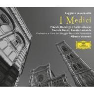 『メディチ家の人々』全曲 ヴェロネージ&フィレンツェ5月音楽祭、ドミンゴ、デッシー、他(2007 ステレオ)(2CD)