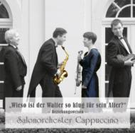 Coffee House Music: Salonorchester Cappuccino