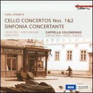 Cello Concerto, 1, 2, Sinfonia Concetante: Rocz(Vc)Wich / Couraud / Cappella Coloniensis