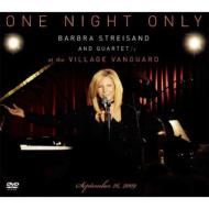 ローチケHMVBarbra Streisand/One Night Only: Barbra Streisand & Quartet At The Village (+cd)