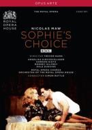 歌劇『ソフィーの選択』全曲 ナン演出、ラトル&コヴェント・ガーデン王立歌劇場、キルヒシュラーガー、デュージング、他(2002 ステレオ)(2DVD)