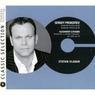 プロコフィエフ:ピアノ・ソナタ第6番、第7番、スクリャービン:ピアノ・ソナタ第2番 ヴラダー