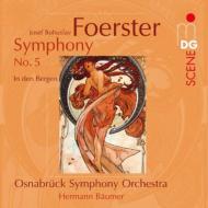 交響曲第5番、『イン・デン・ベルゲン』 ボイマー&オスナブリュック交響楽団