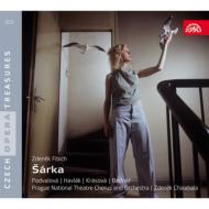 『シャールカ』全曲 ハラバラ&プラハ国立劇場、ポドヴァロヴァー、ハヴラーク、他(1953 モノラル)(2CD)