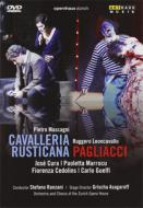 Cavalleria Rusticana / I Pagliacci: Asagaroff Ranzani / Zurich Opera Cura Guelfi