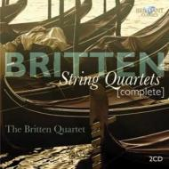 Complete String Quartets, Simple Symphony : Britten Quartet (2CD)