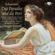 Das Paradies und die Peri : Sinopoli  /  Staatskapelle Dresden,  Faulkner,  H.G.Murphy,  etc (2CD)