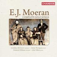 独唱歌曲全集 マクグリーヴィ、トンプソン、R.ウィリアムス、タルボット(2CD)