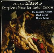 Requiem, Music For Easter Sunday: B.turner / M.brown / Pro Cantione Antiqua