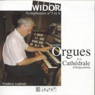 Organ Symphony, 5, 6, : Ledroit