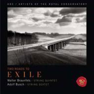 ブッシュ:弦楽六重奏曲、ブラウンフェルス:弦楽五重奏曲 アーティスト・オブ・ザ・ロイヤル・コンセルヴァトワール