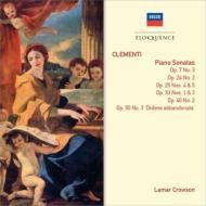 ピアノ・ソナタ集 クラウソン(2CD)