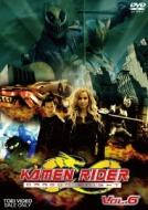 KAMEN RIDER DRAGON KNIGHT VOL.6