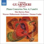 ピアノ協奏曲第4番、第5番、第6番 バロス、コンリン&ワルシャワ・フィル