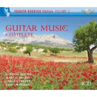 Complete Guitar Works : Rodes, Trepat, Socias, C.Perez (3CD)
