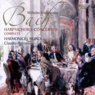 チェンバロ協奏曲集 アストロニオ(チェンバロ、指揮)、ハルモニチェス・ムンディ