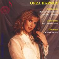 オッフェンバック:チェロ協奏曲、チャイコフスキー:ロココ変奏曲、サン=サーンス:チェロ協奏曲第1番 ハーノイ、カンゼル&シンシナティ響、他