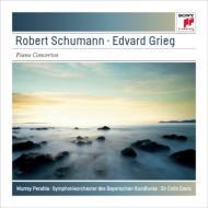 グリーグ:ピアノ協奏曲、シューマン:ピアノ協奏曲 ペライア、C.デイヴィス&バイエルン放送響