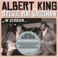 HMV&BOOKS onlineAlbert King / Stevie Ray Vaughan/In Session (+dvd)(Dled)