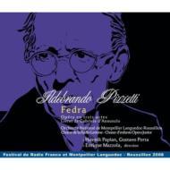 歌劇『フェドーラ』全曲 マッツォーラ&モンペリエ国立管、パピアン、ポルタ、他(2008 ステレオ)(2CD)
