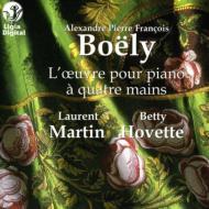 Works For Duo Piano: Laurent Martin Hovette(P)