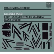 Chamber Works: Cervero / Grup Instrumental De Valencia Jurado Squarcia(S)