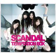 TEMPTATION@BOX (CD+DVD First Press Limited Edition)