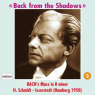 バッハ(1685-1750)/Mass In B Minor: Schmidt-isserstedt / Ndr So Etc (1950)