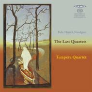 弦楽四重奏曲第10番、第11番 テンペラ四重奏団