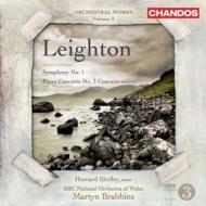 管弦楽作品集第3集 ブラビンズ&BBCウェールズ・ナショナル管弦楽団、シェリー