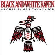Black And White Raven