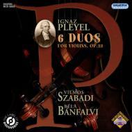 2つのヴァイオリンのための二重奏曲(6曲) サバディ、バーンファルヴィ