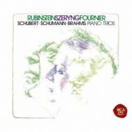 Schubert, Schumann, Brahms: Piano Trios: Rubinstein(P)Szeryng(Vn)Fournier(Vc)