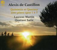 Piano Quintet, Piano Quartet: L.martin(P)Quatuor Satie